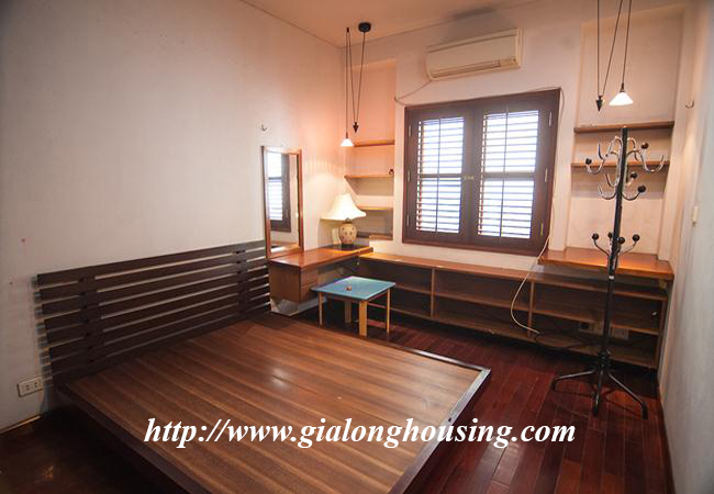 Comfortable and modern house in Nguyen Khanh Toan for rent 9