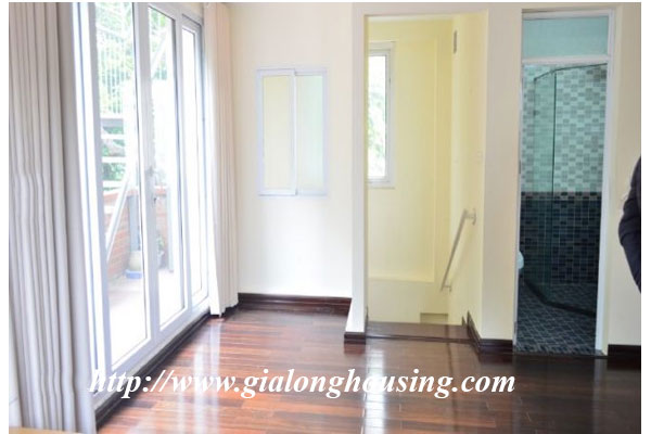 Wonderful house for rent in Hoan Kiem district, French style 1