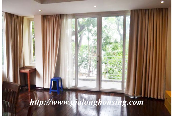 Wonderful house for rent in Hoan Kiem district, French style 2