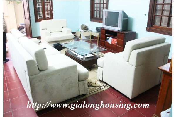 Bright house for rent in Van Ho area, close to Ba Mau lake 1