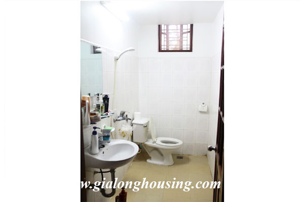 Bright house for rent in Van Ho area, close to Ba Mau lake 11