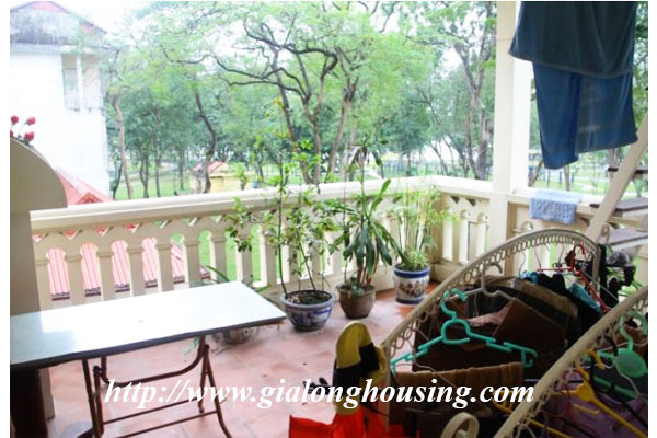 Bright house for rent in Van Ho area, close to Ba Mau lake 12