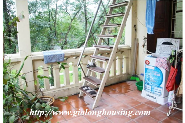 Bright house for rent in Van Ho area, close to Ba Mau lake 13