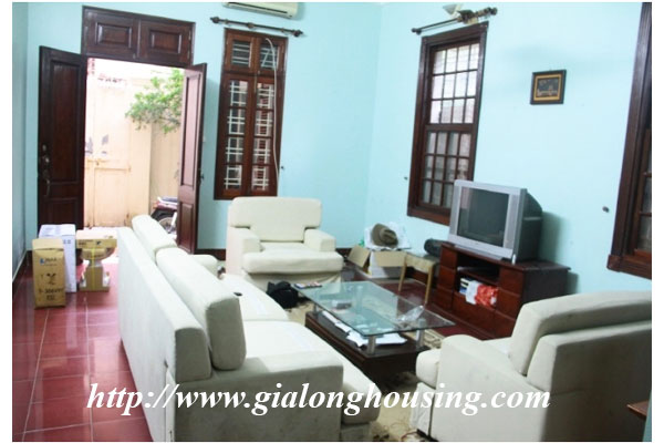 Bright house for rent in Van Ho area, close to Ba Mau lake 2