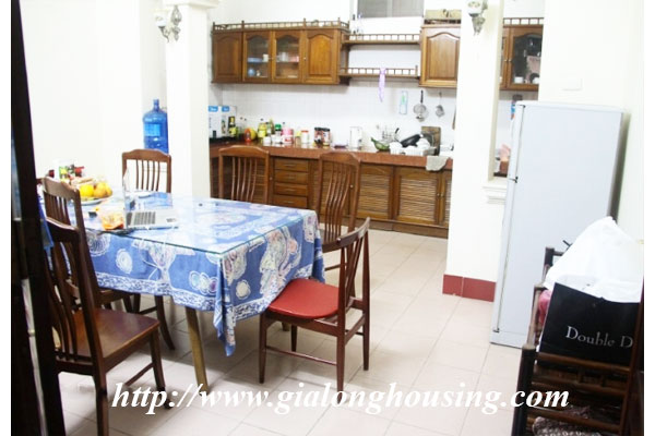 Bright house for rent in Van Ho area, close to Ba Mau lake 3