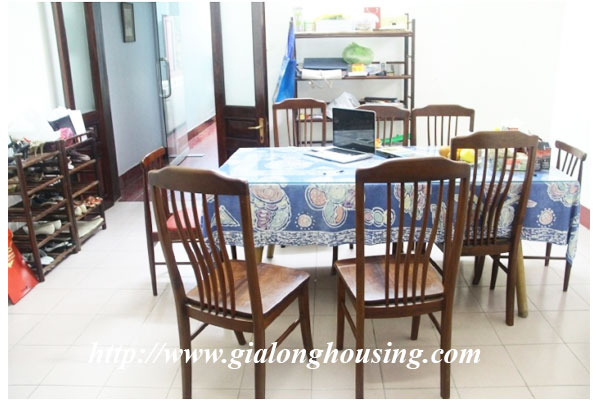 Bright house for rent in Van Ho area, close to Ba Mau lake 4