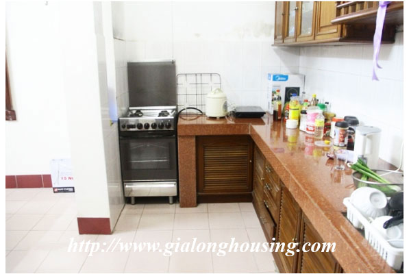 Bright house for rent in Van Ho area, close to Ba Mau lake 5