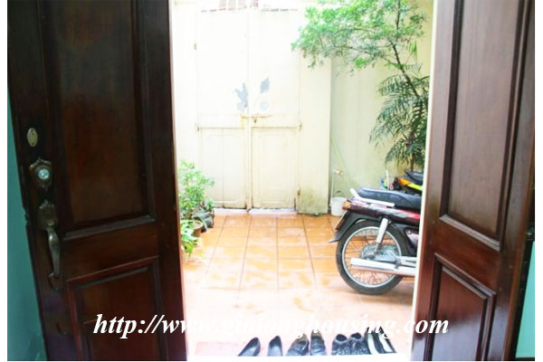 Bright house for rent in Van Ho area, close to Ba Mau lake 6