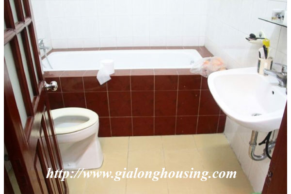 Bright house for rent in Van Ho area, close to Ba Mau lake 7