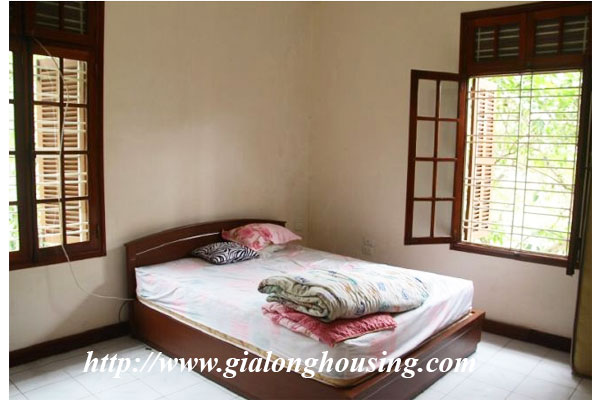 Bright house for rent in Van Ho area, close to Ba Mau lake 8