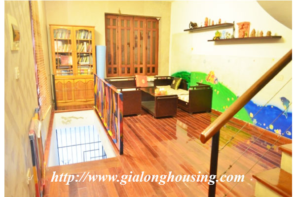 Fully furnished house in Le Duan street for rent 1