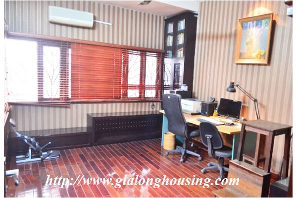 Fully furnished house in Le Duan street for rent 10