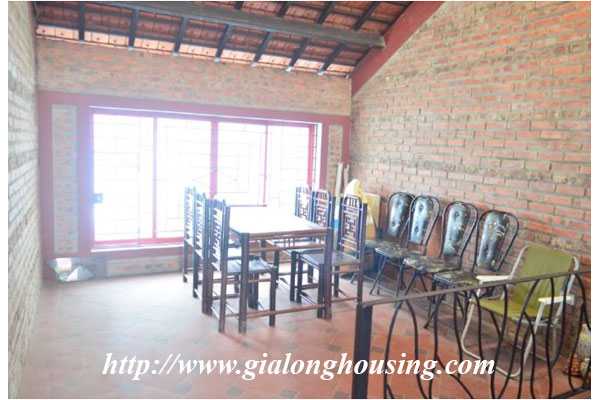 Fully furnished house in Le Duan street for rent 11