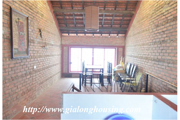 Fully furnished house in Le Duan street for rent 12