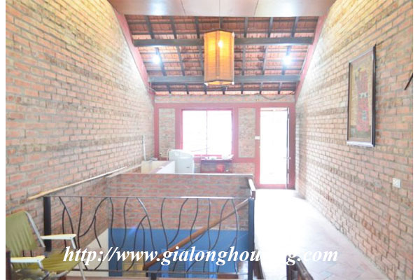 Fully furnished house in Le Duan street for rent 13