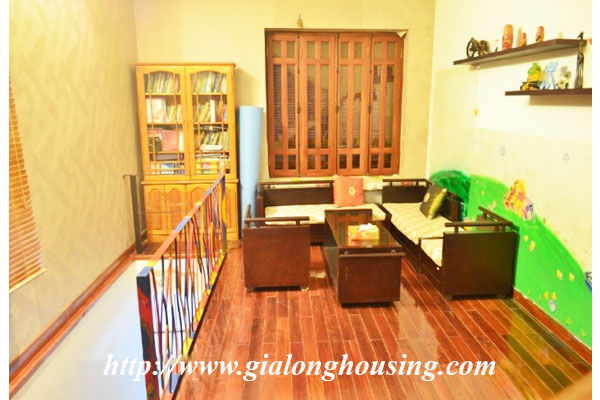 Fully furnished house in Le Duan street for rent 2