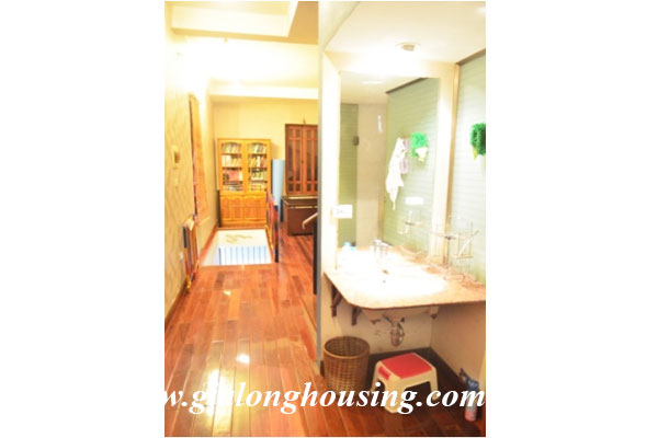 Fully furnished house in Le Duan street for rent 3