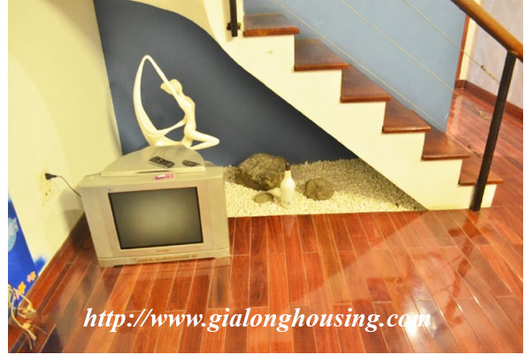 Fully furnished house in Le Duan street for rent 4