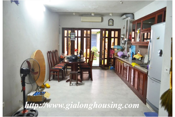 Fully furnished house in Le Duan street for rent 5