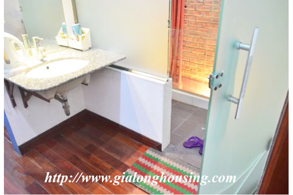 Fully furnished house in Le Duan street for rent 8