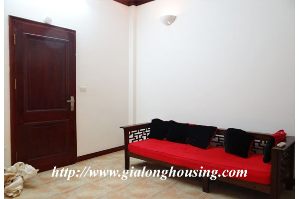 Bright house for rent in Hoan Kiem district 10