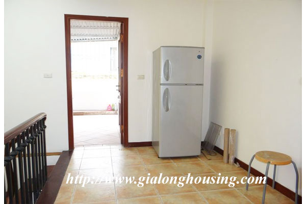 Bright house for rent in Hoan Kiem district 17