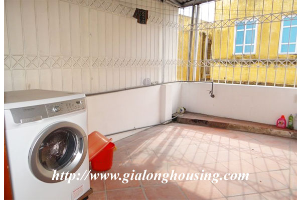 Bright house for rent in Hoan Kiem district 18