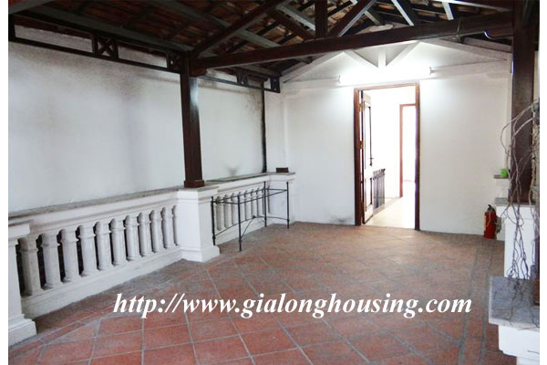 Bright house for rent in Hoan Kiem district 20