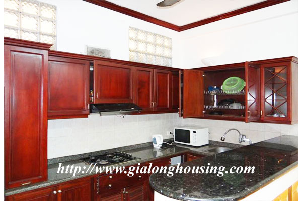 Bright house for rent in Hoan Kiem district 4