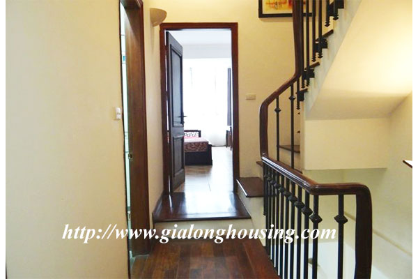 Bright house for rent in Hoan Kiem district 5