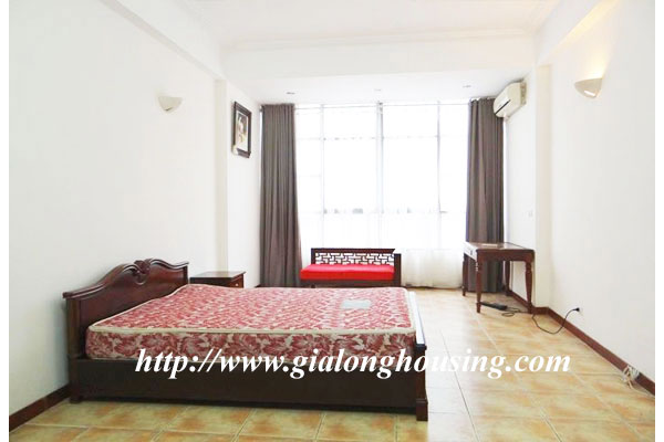 Bright house for rent in Hoan Kiem district 6