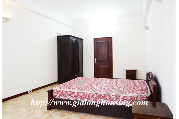 Bright house for rent in Hoan Kiem district 7