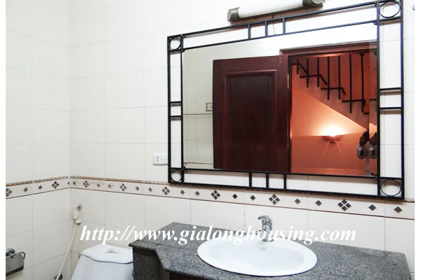 Bright house for rent in Hoan Kiem district 8