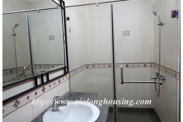 Bright house for rent in Hoan Kiem district 9