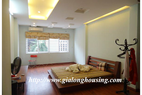 Fully furnished house in Kham Thien for rent 13