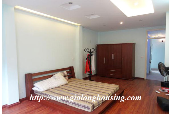 Fully furnished house in Kham Thien for rent 14
