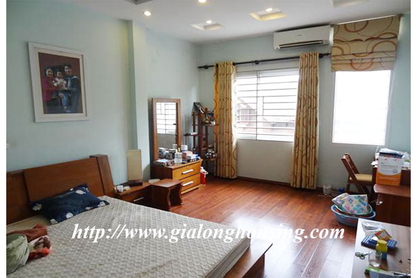 Fully furnished house in Kham Thien for rent 16