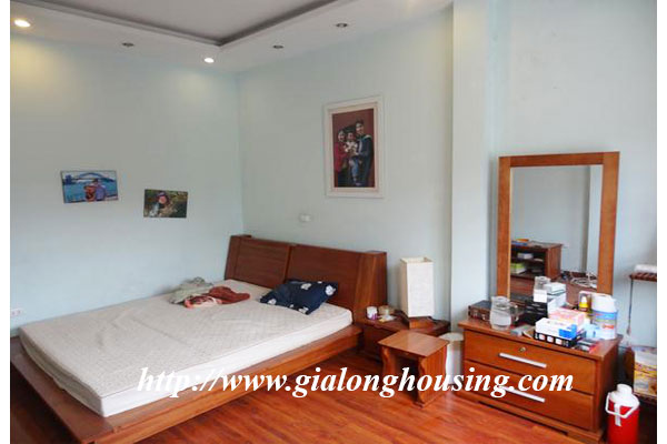 Fully furnished house in Kham Thien for rent 17