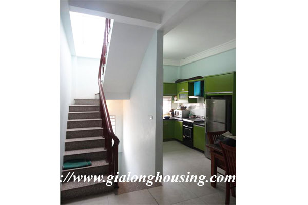 Fully furnished house in Kham Thien for rent 5