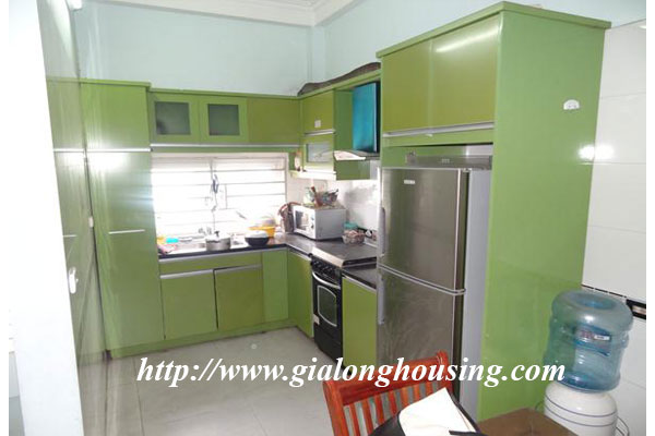 Fully furnished house in Kham Thien for rent 6