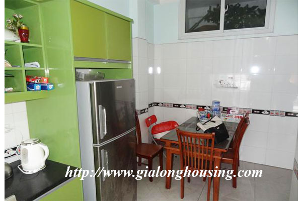Fully furnished house in Kham Thien for rent 7