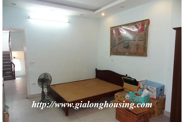 Fully furnished house in Kham Thien for rent 3