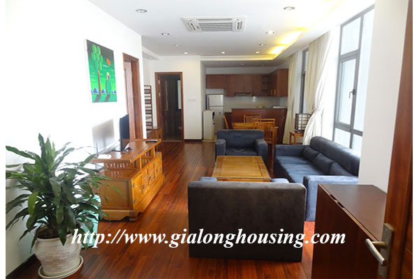 Duplex apartment in Xom Chua, Dang Thai Mai street for rent 1
