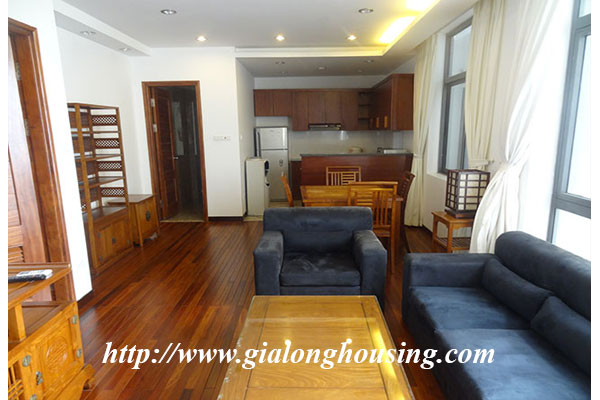 Duplex apartment in Xom Chua, Dang Thai Mai street for rent 2