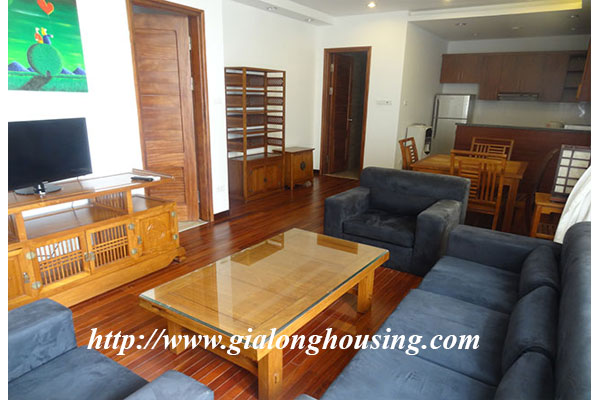 Duplex apartment in Xom Chua, Dang Thai Mai street for rent 3