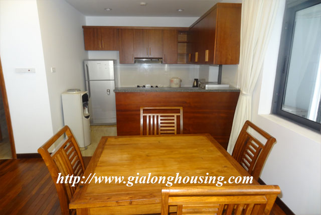 Duplex apartment in Xom Chua, Dang Thai Mai street for rent 5