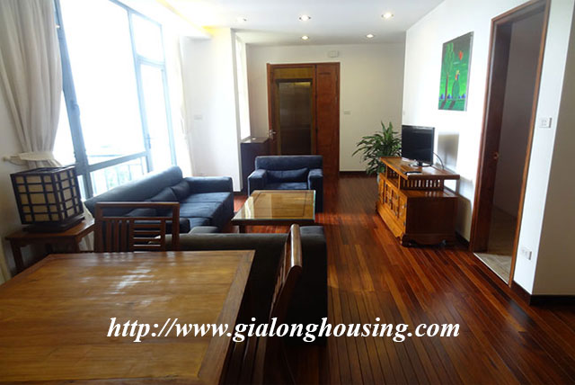 Duplex apartment in Xom Chua, Dang Thai Mai street for rent 8