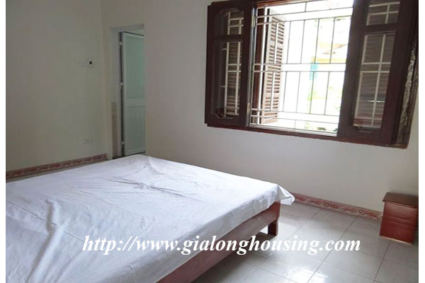 Nice house with garden in Hoang Hoa Tham, Ba Dinh district 11