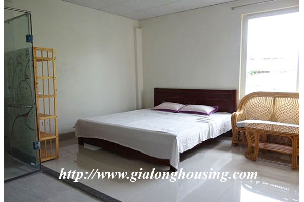 Nice house with garden in Hoang Hoa Tham, Ba Dinh district 14