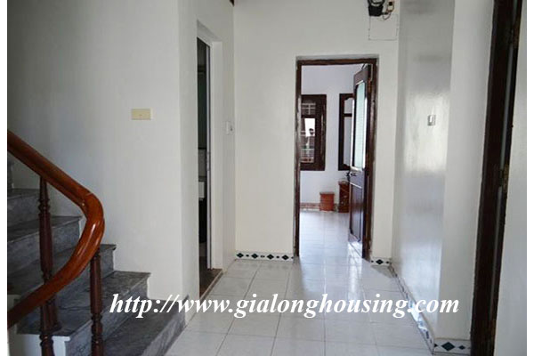 Nice house with garden in Hoang Hoa Tham, Ba Dinh district 6